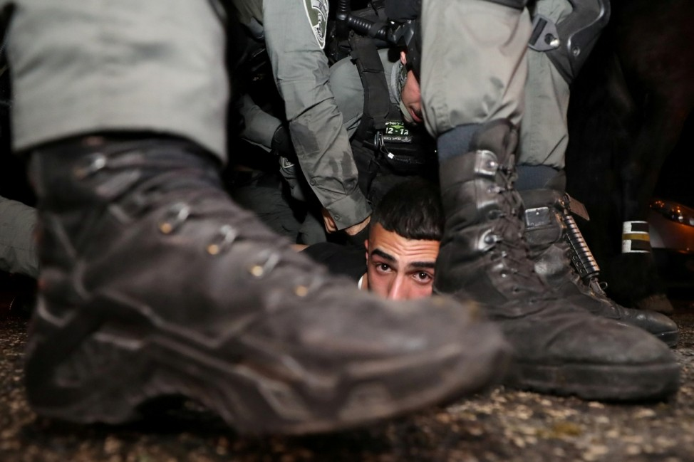 Jerusalem tension ahead of court case on Palestinians' eviction