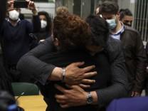 Italien: Polizist mit elf Stichen getötet: Zwei US-Studenten verurteilt