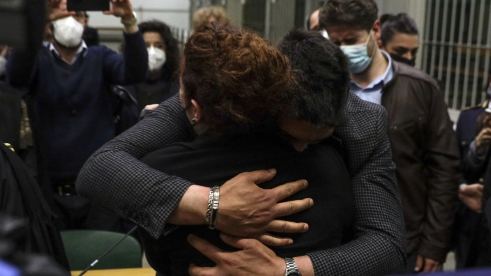 Prozess um getöteten Polizisten in Italien