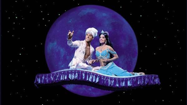 Aladdin Musical in Hamburg