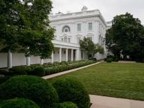 Weißes Haus: Rosengarten des Grauens