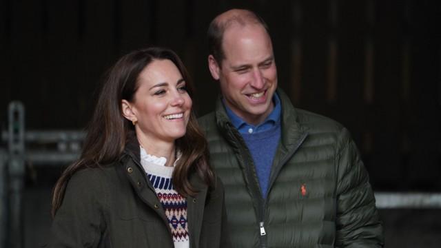 Prinz William und Herzogin Kate