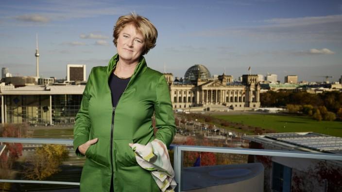 Pressebild für Fragebogen / Uni Hochschule: Monika Grütters. Nur kostenlos bei Creditangabe: Wolfgang Wilde