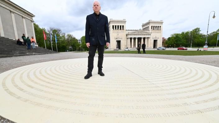 Bodendenkmal auf dem Königsplatz