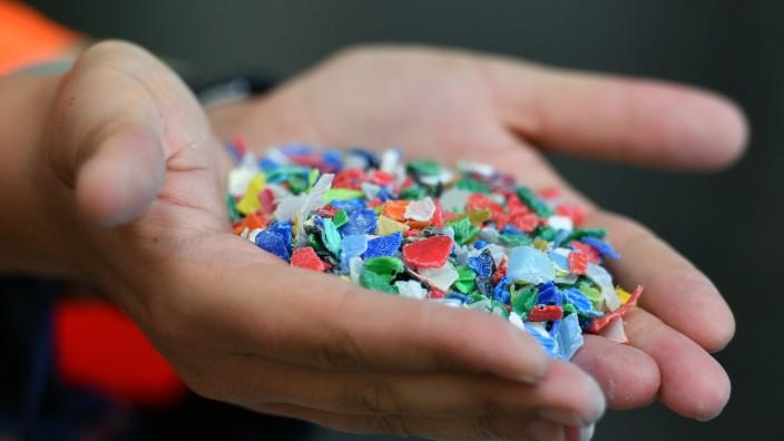 Recyclingwirtschaft kritisiert Plastiksteuer