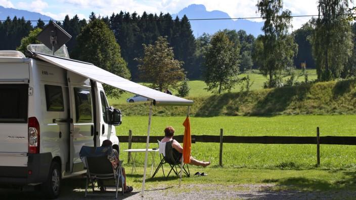 Ab in die Natur: Bayern lieben Camping
