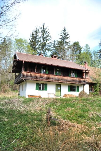 Berg: Forsthaus Falkenau