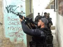 Brasilien: Rio de Janeiro erlebt blutigsten Polizeieinsatz seiner Geschichte
