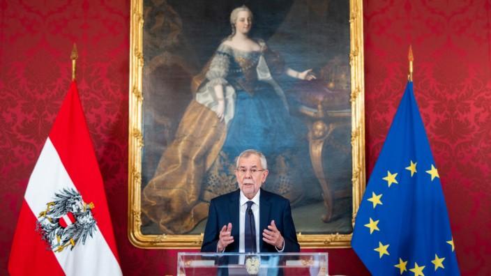 Bundespräsident Alexander Van der Bellen: Eine öffentliche Ermahnung des Finanzministers erzielte Wirkung.