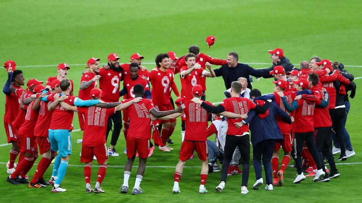 FC Bayern gegen Gladbach: Der Meister gewinnt sehr deutlich