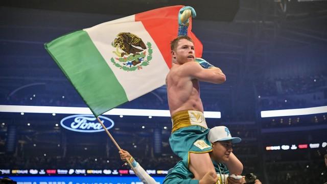 Boxing: Canelo vs Saunders