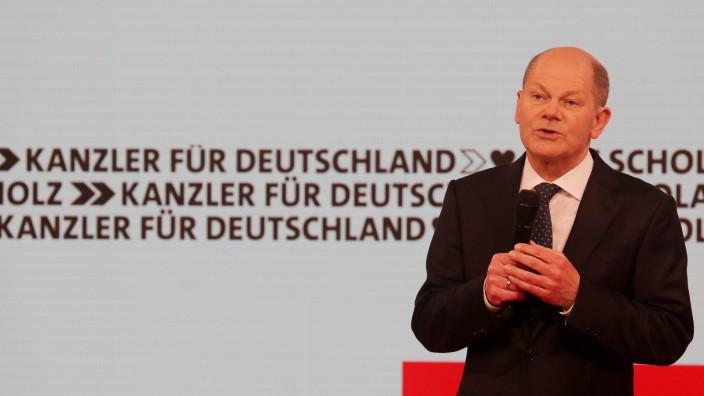 Online-Bundesparteitag der SPD in Berlin