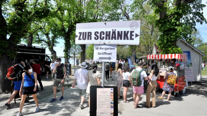 Herrsching Seehof -  Biergarten to go