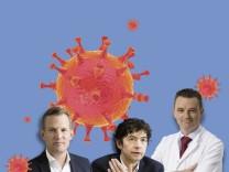Pandemie: Die Geldgeber der Corona-Forscher