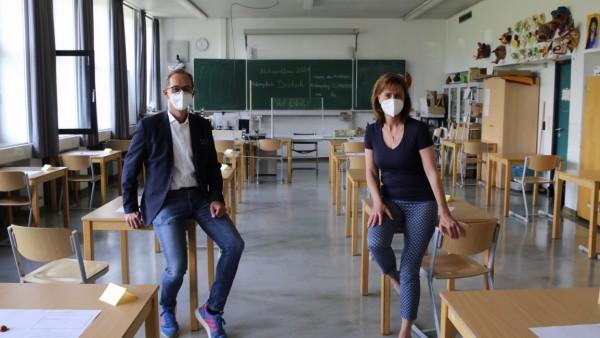 Abiturprüfungen am Wilhelm-Hausenstein-Gymnasium