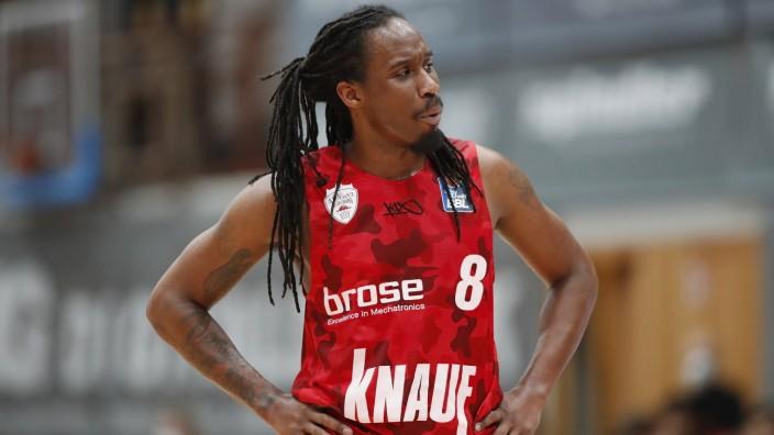 02.05.2021, Basketball, BBL 2020 2021, 32. Spieltag, s.Oliver Wuerzburg - ALBA BERLIN, GER, Wuerzburg, s.Oliver Arena,