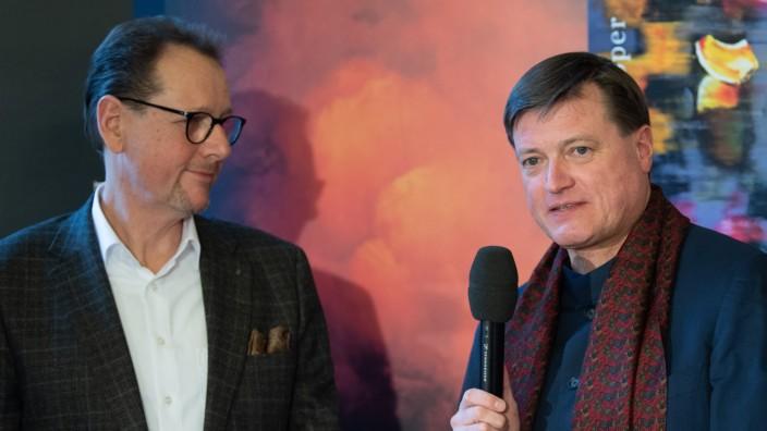 Peter Theiler und Christian Thielemann