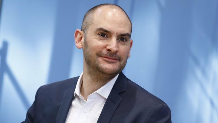 Dr. Danyal Bayaz, Fraktion Bündnis 90/Die Grünen, Obmann im Untersuchungsausschuss Wirecard, Deutschland, Berlin, Bundes