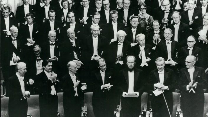 Alexander Solschenizyn Nobelpreis 1974