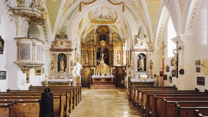 St. Leonhard, Leonhardikirche