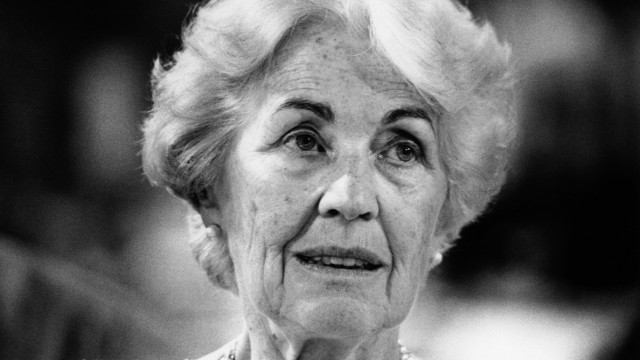 Hildegard Hamm-Brücher, 1993