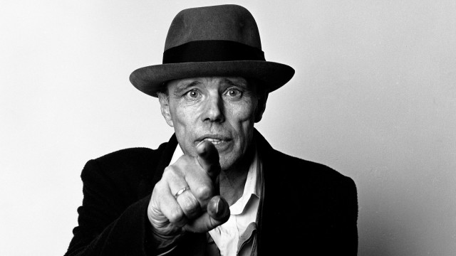 Beuys: Teaserbilder für Storytelling