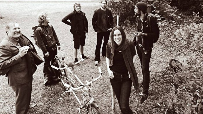Band Embryo  International Musiccollective