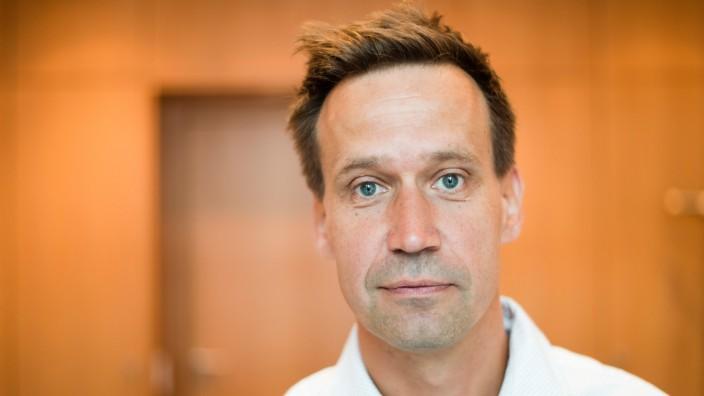Literarisches Quartett - Volker Weidermann