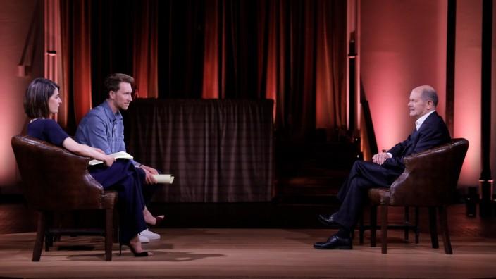 """´ProSieben Spezial Live. Der Kanzlerkandidat im Interview"""""""