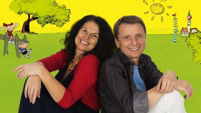 Sternschnuppe Margit Sarholz Werner Meier Kinderlieder aus Ottenhofen