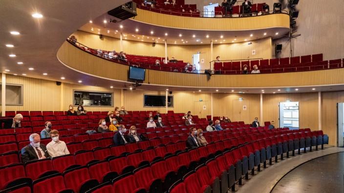 Start des Modellprojekts Kultur des Kieler Theaters