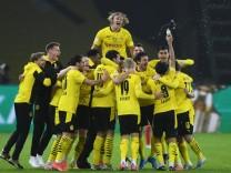 DFB Cup - Final - RB Leipzig v Borussia Dortmund