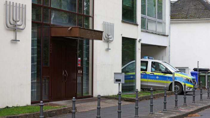 Synagoge in Bonn