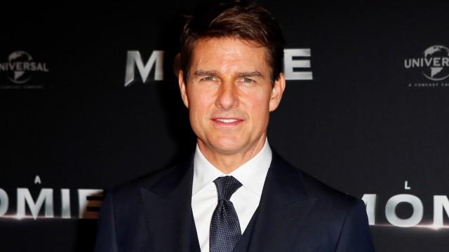 Berichte: Tom Cruise gibt seine Golden-Globe-Trophäen zurück