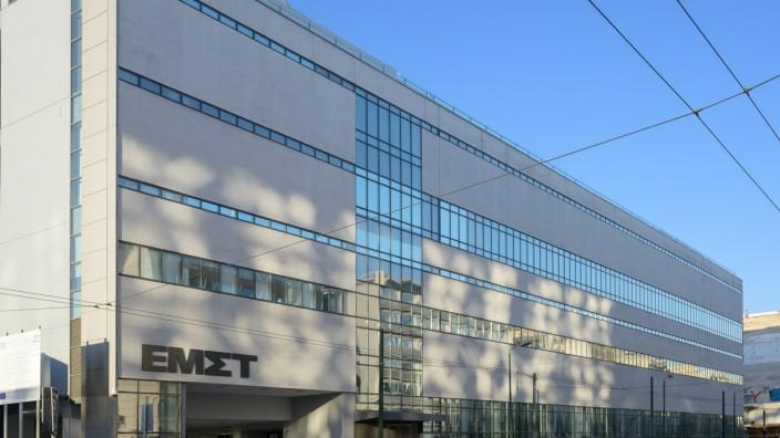 Pressefoto National Museum of Contemporary Art Athens (EMST)