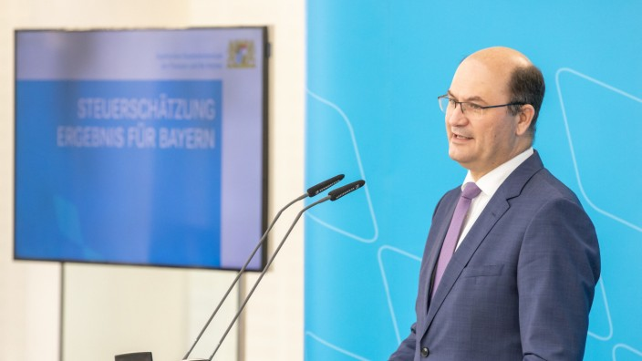 Steuerschätzung für Bayern im Mai 2021