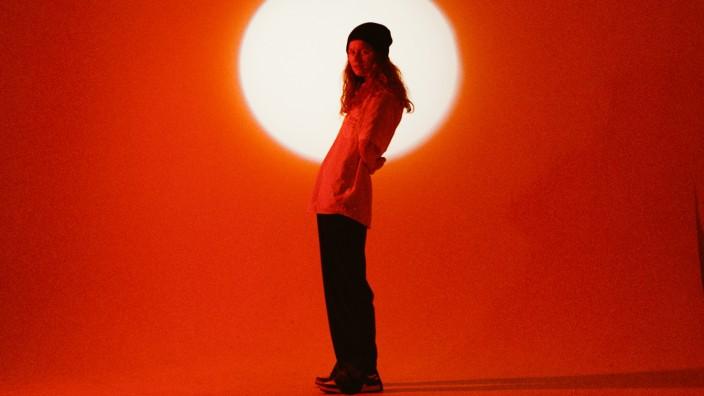Pressebild von Marie Ulven alias Girl in Red