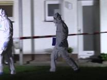 Bad Essen: Streit über Kinderlärm eskaliert: Messerangriff und Schwerverletzte