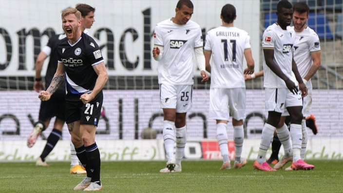 DSC Arminia Bielefeld v TSG Hoffenheim - Bundesliga