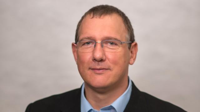 """Corona: """"Da will ich jetzt nicht nur meckern, sondern klotzen"""": Marco Kiontke bewirbt sich für die Linkspartei für ein Landtagsmandat in Sachsen-Anhalt."""