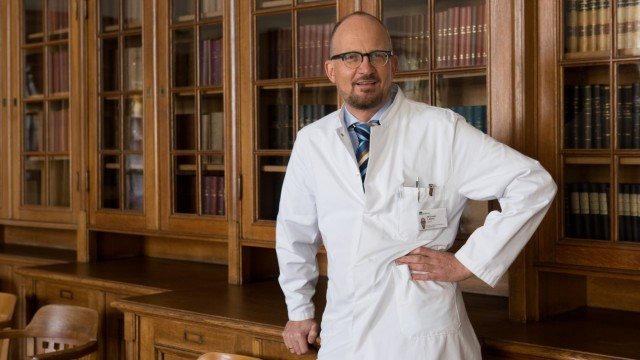 Suchtmediziner Dr. Tobias Rüther
