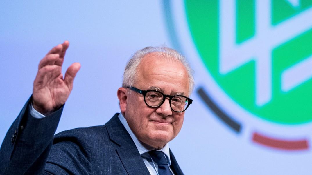 DFB-Präsident Fritz Keller: Rücktritt mit Nachtritt