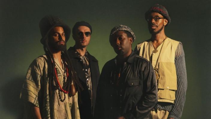 Shabaka Hutchings und Sons of Kemet