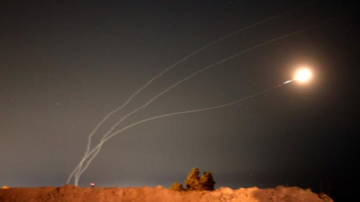 Nahostkonflikt zwischen Israel und Palästina