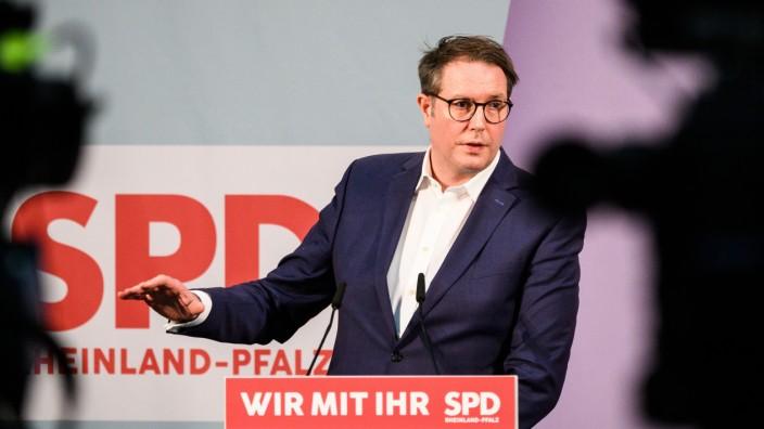 Parteitag der SPD Rheinland-Pfalz