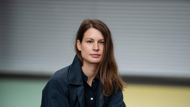 Fatima Hellberg, Direktorin des Bonner Kunstvereins, Fotograf Frank Kleinbach