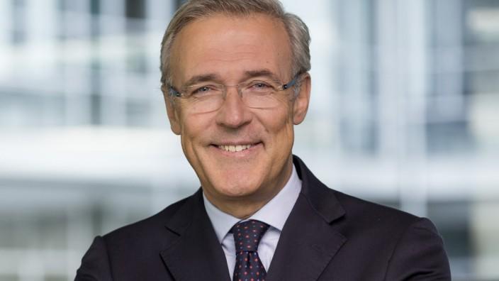 Giovanni Liverani, Vorstandsvorsitzender der Generali Deutschland AG