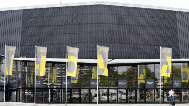 Eurovision Song Contest 2021 in Rotterdam