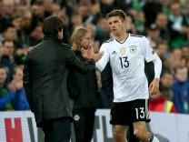 Nationalmannschaft: Löw plant wohl mit Müller