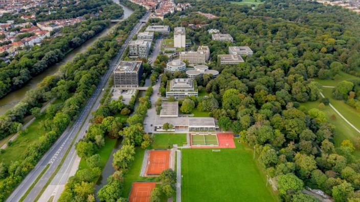Für das Areal zwischen Isar und Englischem Garten sollen Hines Immobilien und Commerz Real dem Vernehmen nach rund 1,1 Milliarde Euro gezahlt haben.